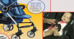 A New Federal Safety Standard for Strollers and Carriages