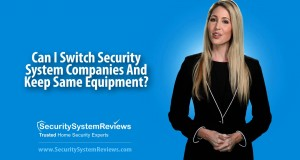Can I Switch Security Companies But Keep Equipment?