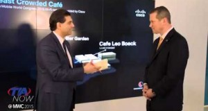 Cisco Partners with AT&T in the Connected Car Space