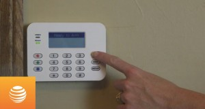 Digital Life Support: Your Entry and Exit Alarm Settings | AT&T