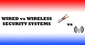 Home Security Systems – Wireless Or Wired?