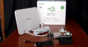 Review of the Arlo Smart Home Security Camera System – by Netgear