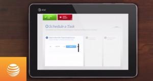 Scheduled Tasks – AT&T Digital Life