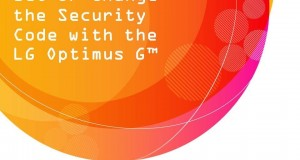 Set or Change the Security Code with the LG Optimus G™: AT&T How To Video Series