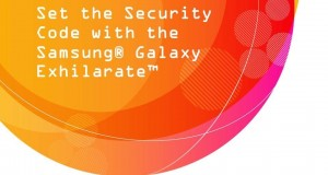 Set the Security Code with the Samsung® Galaxy Exhilarate™: AT&T How To Video Series