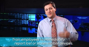 Train Employees to Report Lost Mobile Devices – An AT&T Security Tip