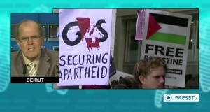 British security firm G4S allegedly supplying equipment to Israeli prisons