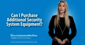 Can I Purchase Additional Security System Equipment?