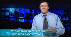 Develop a Policy for Laptops during Travel – An AT&T Security Tip