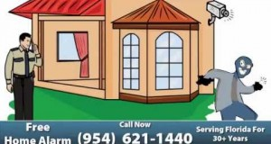 Home Security Systems in Opa Locka, FL | Free Install & Alarm