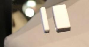 How to Replace a Wireless Alarm Door Sensor : Home Security