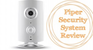 Piper Home Security and Home Automation Device