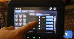 Rogers Home Monitoring demo