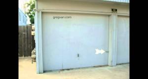 Wood Garage Door Tips – Handles, Locks And Security